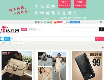 Thumbshot of Antz.com.cn