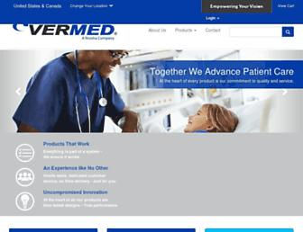 vermed.com screenshot