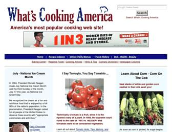 Thumbshot of Whatscookingamerica.net