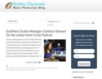 bobbyowsinskiblog.com screenshot