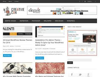 creativecan.com screenshot