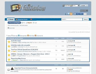 Thumbshot of Navitotal.com