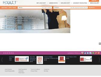 Thumbshot of Hyatt.jobs