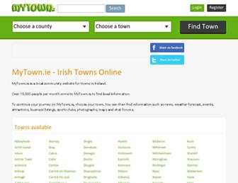 Thumbshot of Mytown.ie