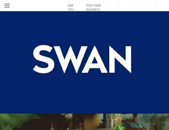 swanforlife.com screenshot