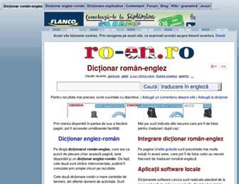 ro-en.gsp.ro screenshot