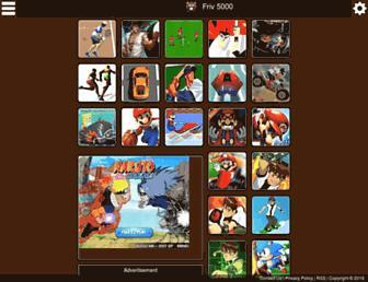 friv5000.net screenshot