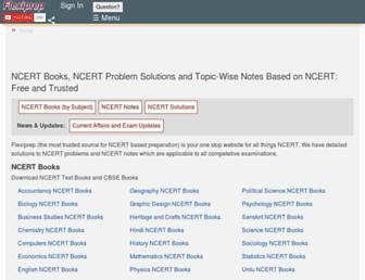 flexiprep.com screenshot