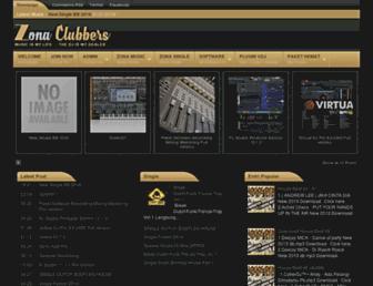 zonaclubbers.blogspot.com screenshot
