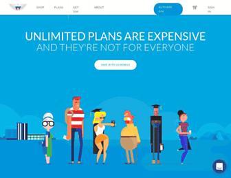 usmobile.com screenshot