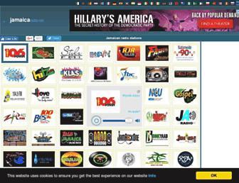 Thumbshot of Jamaicaradio.net