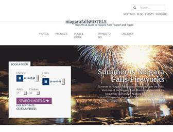 Thumbshot of Niagarafallshotels.com