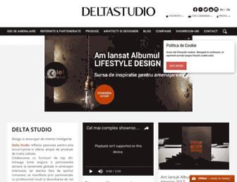 deltastudio.ro screenshot