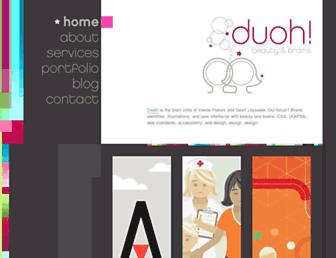 Thumbshot of Duoh.com