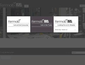 fermobusa.com screenshot