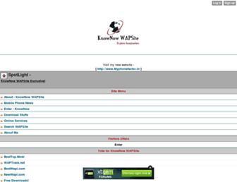 knownow.xtgem.com screenshot
