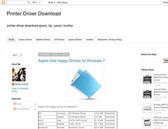 driversdownloadz.blogspot.com screenshot
