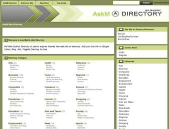 Thumbshot of Askmatrix.com