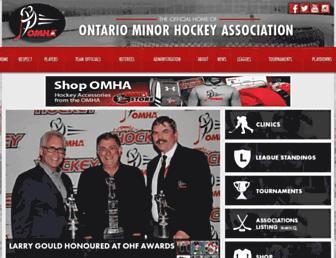omha.net screenshot