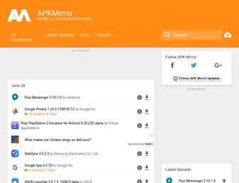 apkmirror.com screenshot