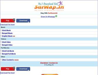 surwap.in screenshot