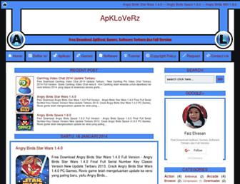 apkloverz.blogspot.com screenshot