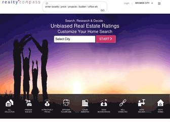 Thumbshot of Realtycompass.com