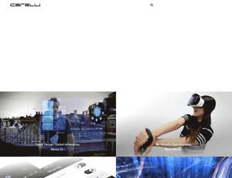 vittoriocarelli.com screenshot