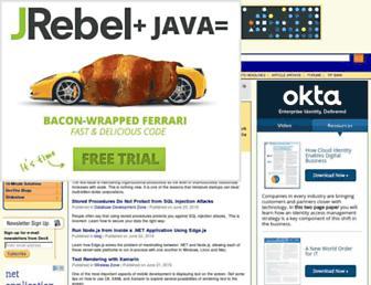 Thumbshot of Devx.com