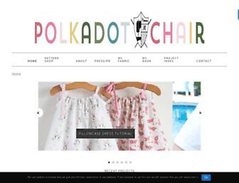 Thumbshot of Polkadotchair.com