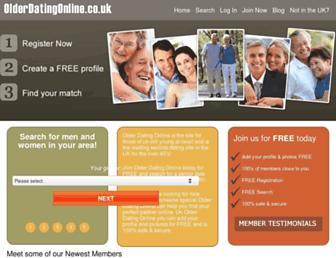 Thumbshot of Olderdatingonline.co.uk