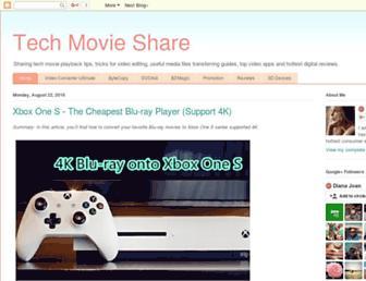 techmovieshare.blogspot.com screenshot