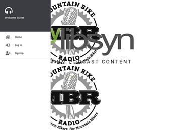 my.libsyn.com screenshot