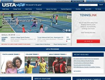 Thumbshot of Usta.com