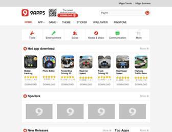 in.9apps.com screenshot