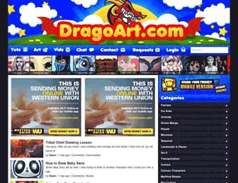 Thumbshot of Dragoart.com