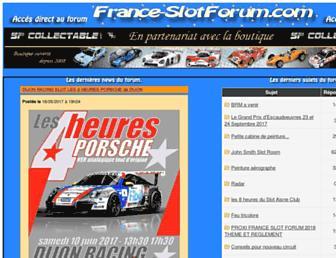 france-slotforum.fr screenshot