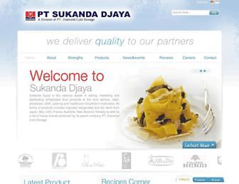 sukandadjaya.com screenshot