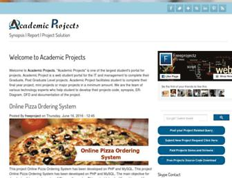 freeprojectz.com screenshot