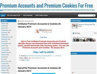 premium786.blogspot.com screenshot