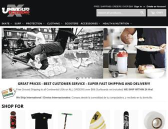 uextremo.com screenshot