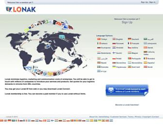 Thumbshot of Lonak.com