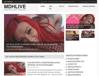 Thumbshot of Mdhlive.com