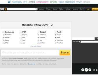 som13.com.br screenshot