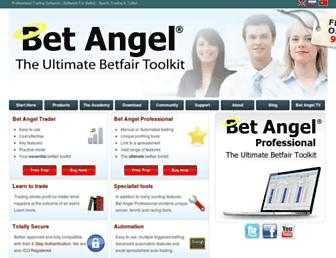 Thumbshot of Betangel.com