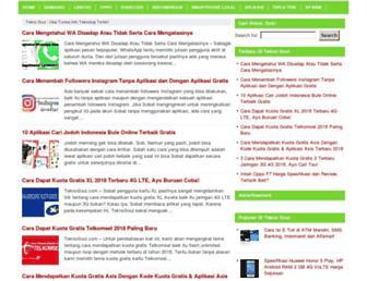 teknosoul.com screenshot