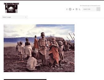 borgenproject.org screenshot