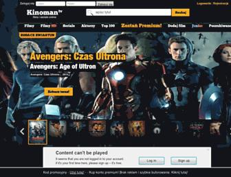 Thumbshot of Kinoman.tv