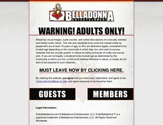 Thumbshot of Enterbelladonna.com
