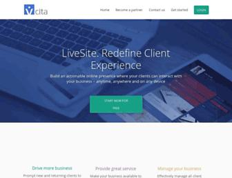 Thumbshot of Vcita.com